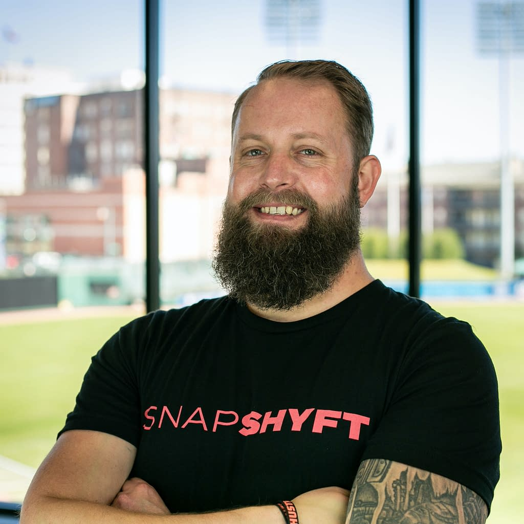 thor wood, snapshyft founder CEO, Thor