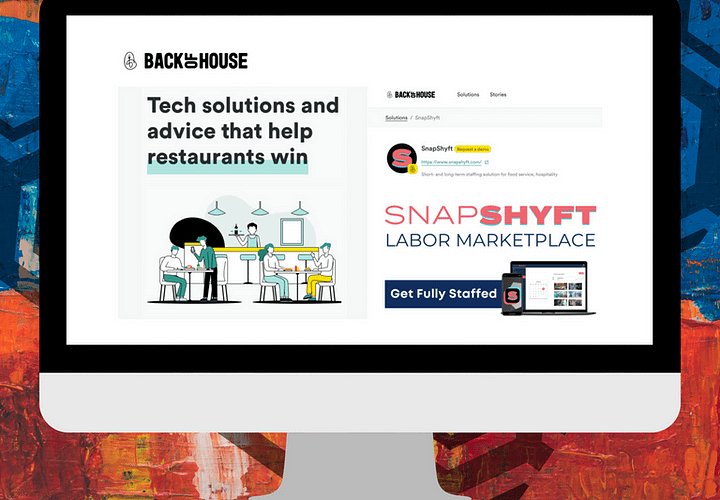 Find SnapShyft on Backofhouse.io— Get great workers working for you, today. snapshyft, top rated staffing platform, hire workers, staffing technology, gig-economy, gig-labor, true on-demand staffing technology bringing the gig-economy to hospitality, food service and food manufacturing, hire chefs, hire cooks, hire dishawashers, hire bartenders, hire servers, hire food runners, hire event staff, hire hosts and hostesses, hire security, hire restaurant workers, hire hospitality workers, hire catering staff, hospitality staff, catering staff, restaurant staff, front of house staff, back of house staff, thor wood, stephanie corliss, snapshyft labor marketplace, top rated staffing platform, highest fulfillment, #1 worker resource, restaurant job board hospitality job board, bar staff, hotel staff, full service hotel workers, The platform to help you have a fighting chance in the war for talent and getting qualified, hard-workers ON THE JOB! The war for talent in the restaurant industry is very real, and it extends far throughout the entire foodservice, hospitality, catering sector. But the problem is not new. If you are hiring how is that going for you?Top food & beverage, restaurant, hospitality and event businesses & tens of thousands of full vetted and experienced industry workers are seeing the amazing results firsthand, Headquartered in Indianapolis, IN, U.S.A., SnapShyft is delivering the best attributes of the gig-economy while eliminating bias and discrimination from the staffing process— working with acclaimed restaurant brands, high-volume catering & event operations, and hospitality businesses of all shapes and sizes. SnapShyft supercharges a manager's ability to get great staff working on a short-term, seasonal, or long-term basis— allowing managers to give core staff the support they need while flexibly adjusting staff levels on-the-fly. An industry leader in delivering reliable & consistent results, SnapShyft has a successful shift fulfillment rate that is